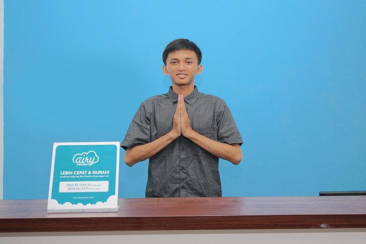 Airy Eco Simpang Lima Tri Lomba Juang 24A Semarang - Reception