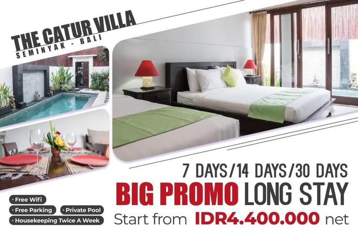 The Catur Villa Seminyak Bali - hotel