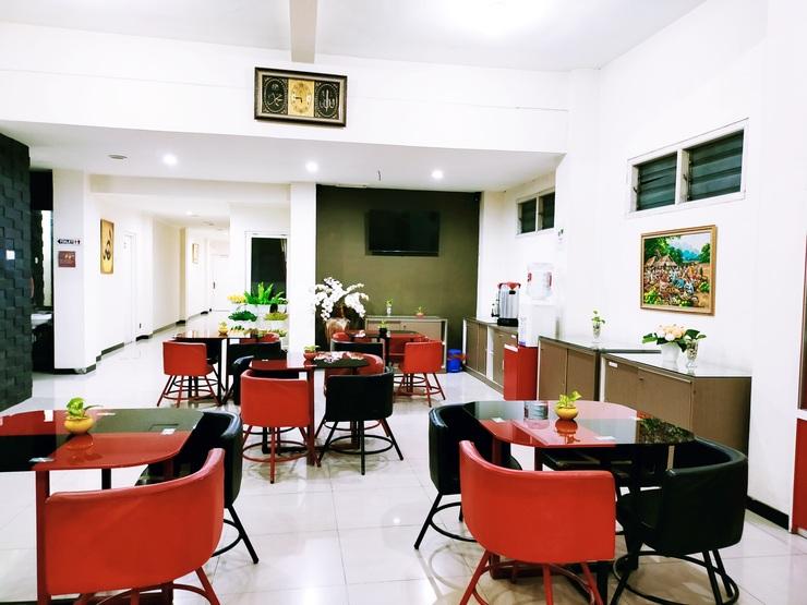 N Sungkar Guest House Syariah  Malang - lobby utama