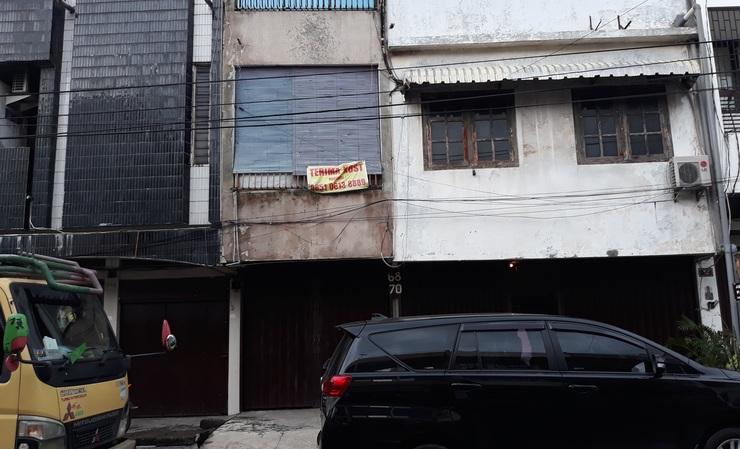 Budget Room 68 Pecinan Semarang Semarang - Tampak Depan