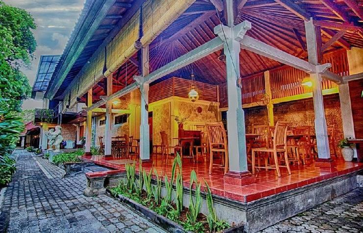 Paradiso Beach Inn Bali - pemandangan