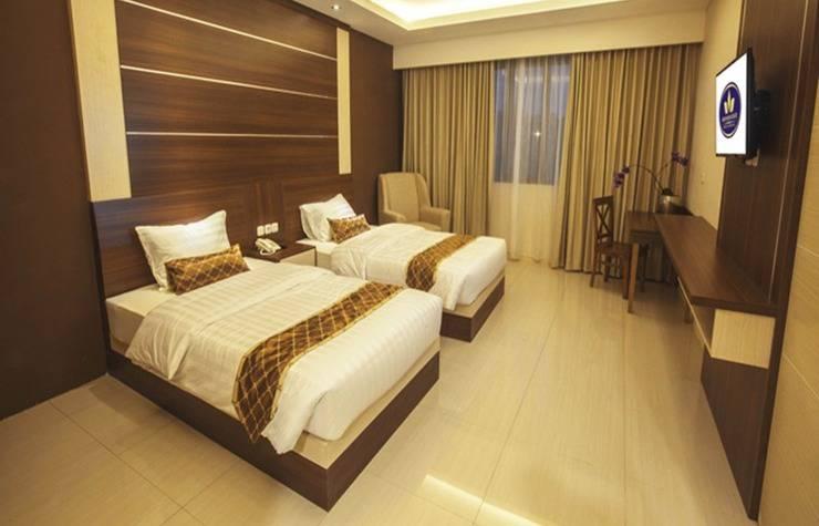 Grand Mulya Bogor Bogor - Grand Deluxe Twin