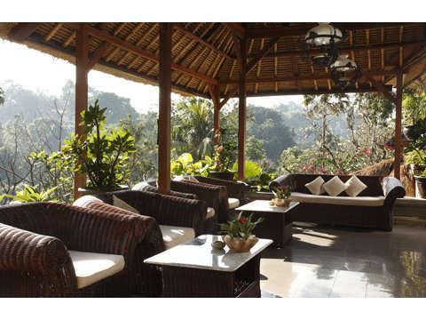 Tjampuhan Hotel Ubud - per-V