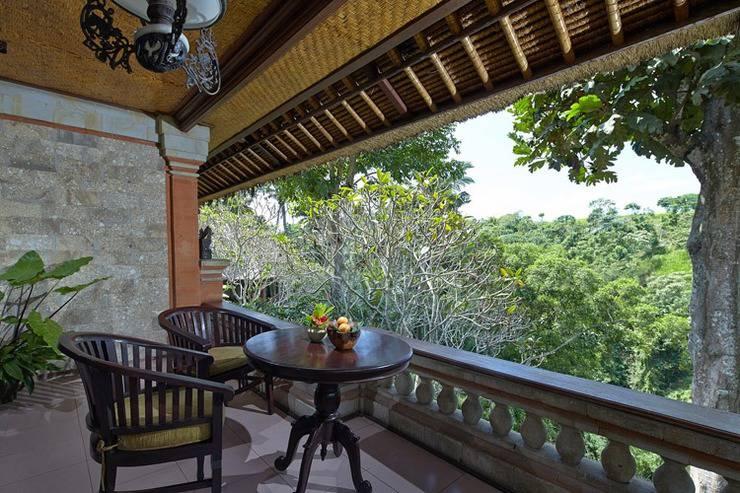 Tjampuhan Hotel Ubud - Teras