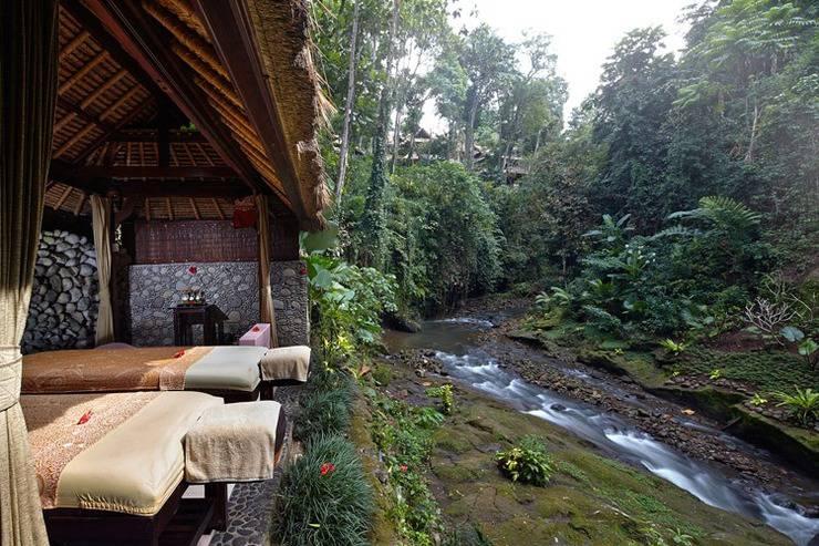 Tjampuhan Hotel Ubud - Pemandangan