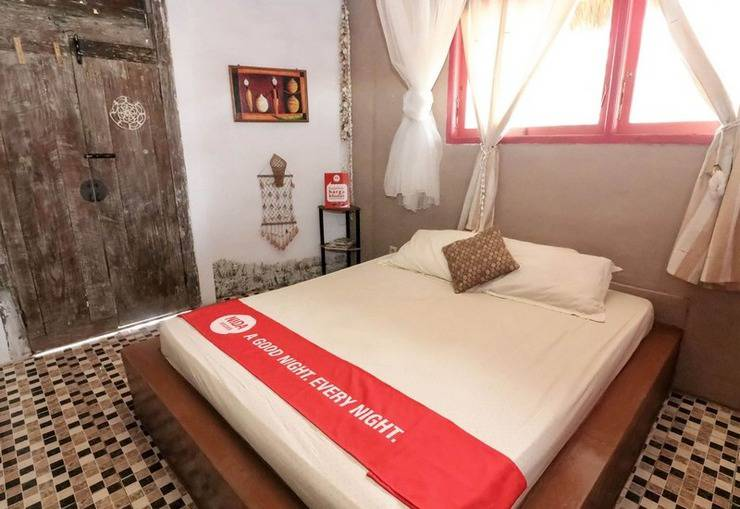 NIDA Rooms Pantai Balangan Uluwatu Bali - Kamar tamu