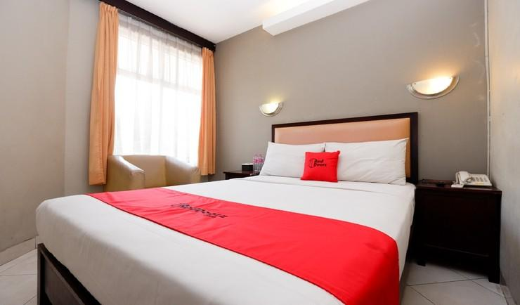 RedDoorz Plus @ Singosari Raya Semarang - Guestroom