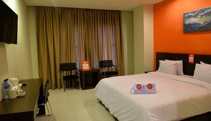 NIDA Rooms Betung Lampung Wolter Monginsidi 2082 Lampung - Room