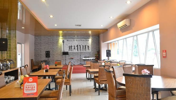 NIDA Rooms Betung Lampung Wolter Monginsidi 2082 Lampung - Resto