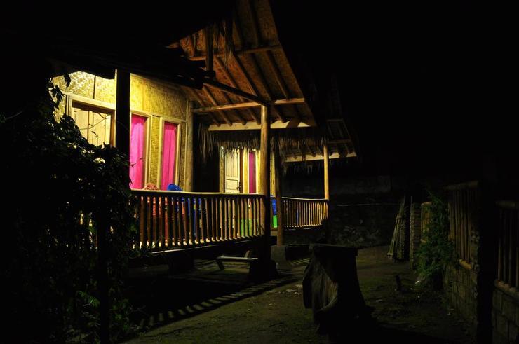 Tereng Wilis Bungalows Lombok - Exterior