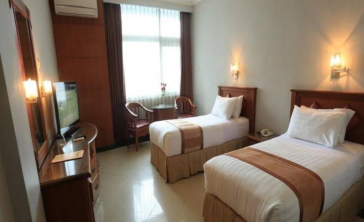 Tarakan Plaza Hotel Kalimantan Timur - Kamar tamu