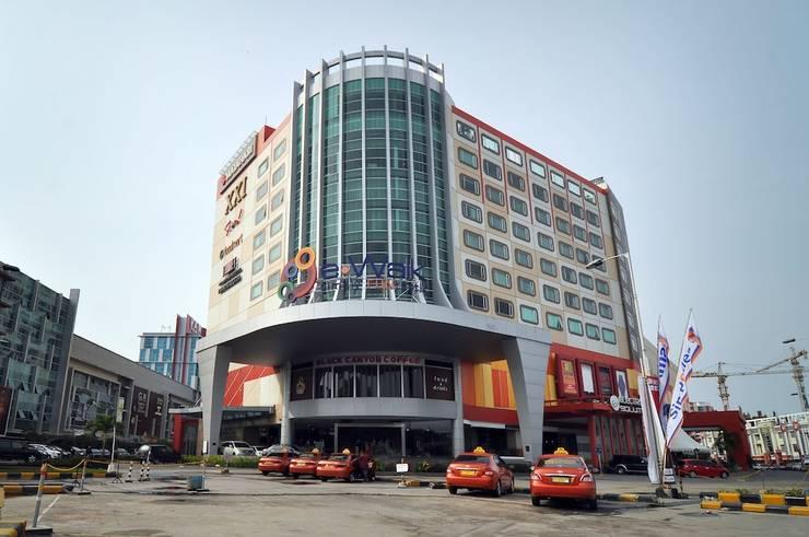 Grand Jatra Balikpapan - Front of Property