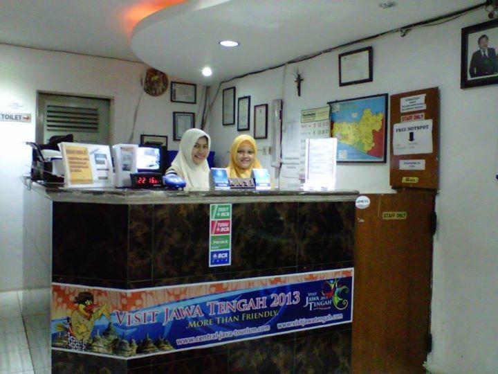 Hotel Roda Mas 1 Purwokerto - Interior