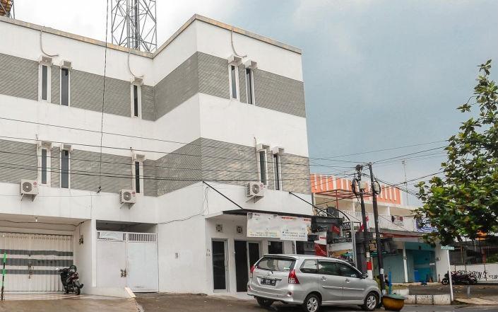 Safa Homestay Yogyakarta - gedung utama