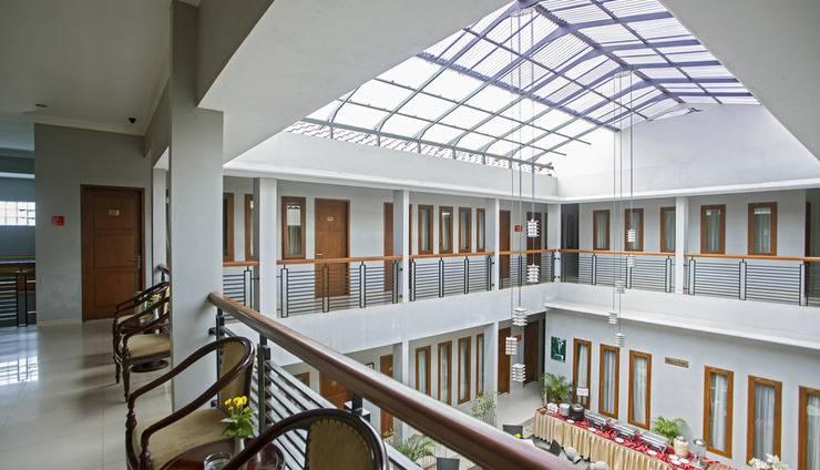 Rosalia Indah Hotel Yogyakarta - Area umum