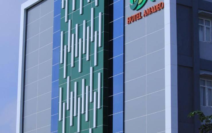 Amadeo Hotel Duri Bengkalis - Penampilan