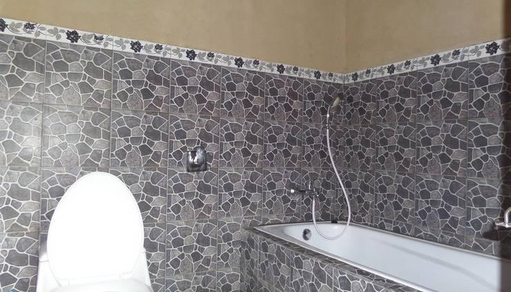 Kendran Villa and Spa Bali - Bathroom