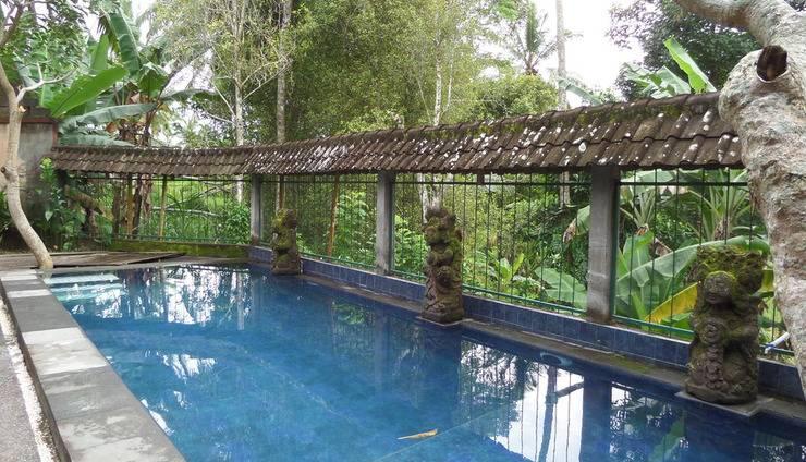 Kendran Villa and Spa Bali - Pool
