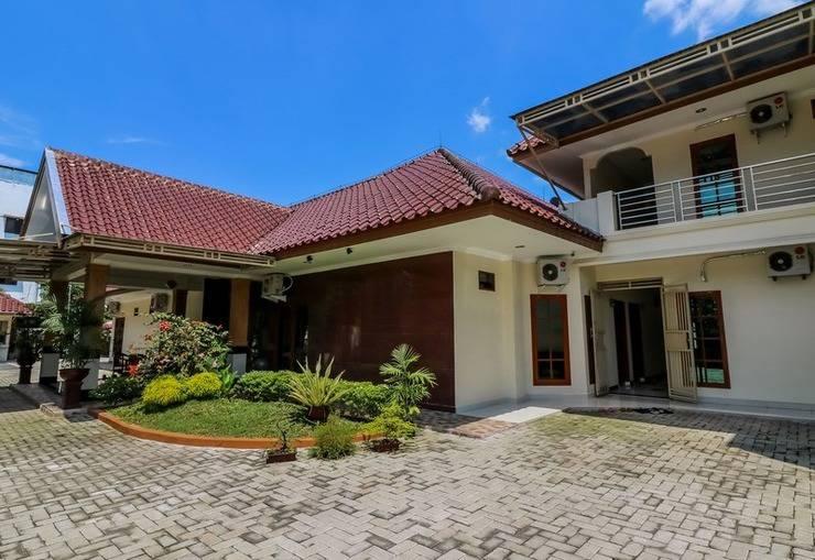 NIDA Rooms Mansyur Baru II No. 3 Medan Selayang - Penampilan