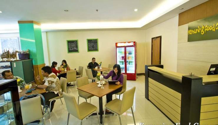 De Batara Hotel Bandung - Kemuning Food Corner