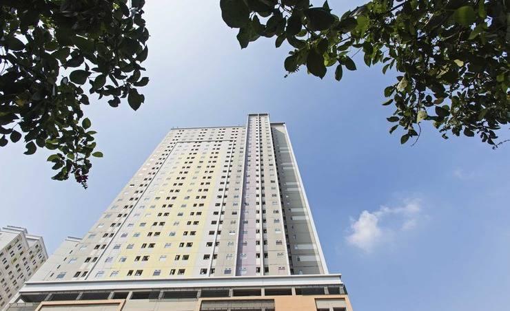 RedDoorz Apartment @ Pegangsaan Kelapa Gading 3 Jakarta - Eksterior