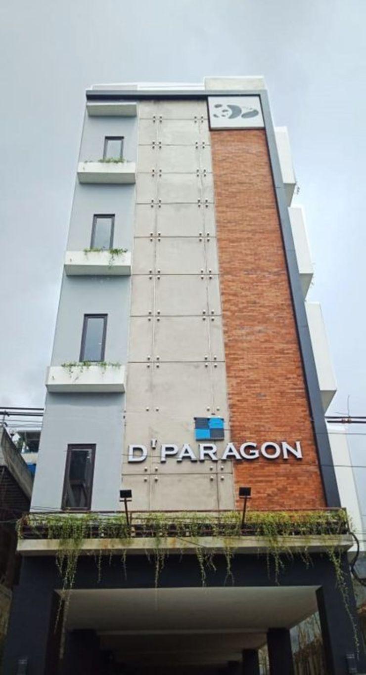 D'Paragon Gajah Mada Jakarta - Facade