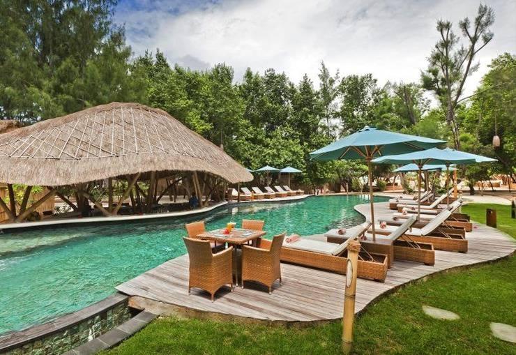 Pearl of Trawangan Resort Lombok - Kolam Renang