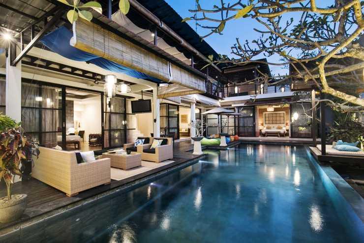 Sunset Paradise Villa Temple Hill Bali - Appearance