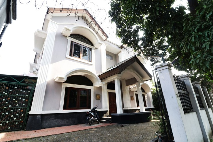 Backpack Syariah Cempaka Putih Barat Jakarta - ext