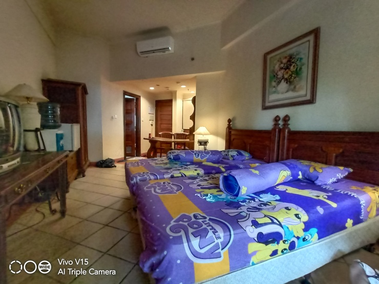 Studio Apartment Marbella Anyer by Tessa Serang - Bedroom
