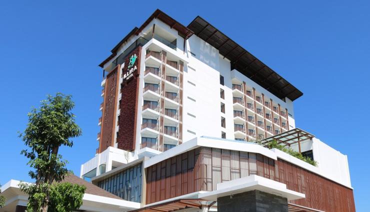 ILLIRA Hotel Banyuwangi Banyuwangi - Facade
