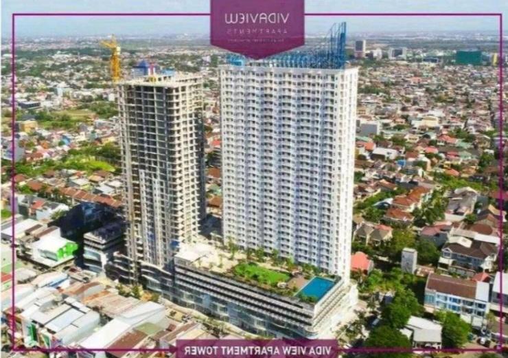Vidaview Apartemen 36 A By.Rannukarta Rent Makassar - Interior
