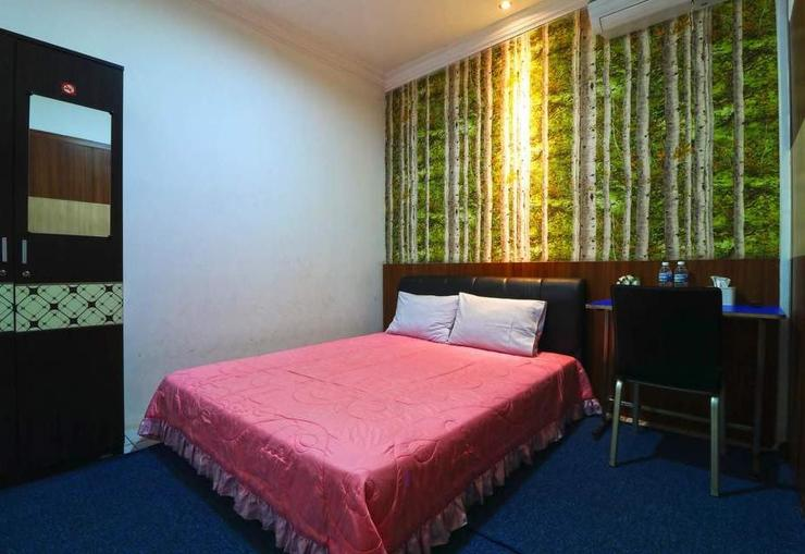 The Blessing House Bed & Breakfast Bandung - Bedroom