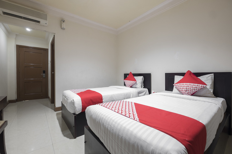 OYO 1114 Hotel Denpasar Makassar Makassar - Guestroom ST