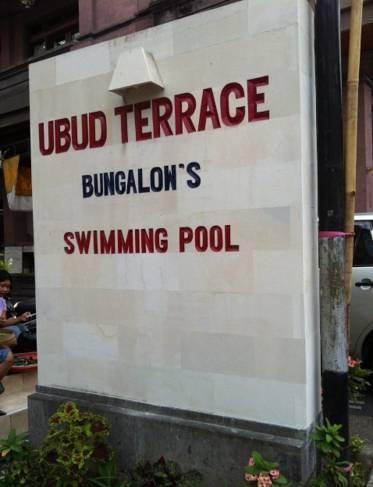 Ubud Terrace Bali - (17/Feb/2014)