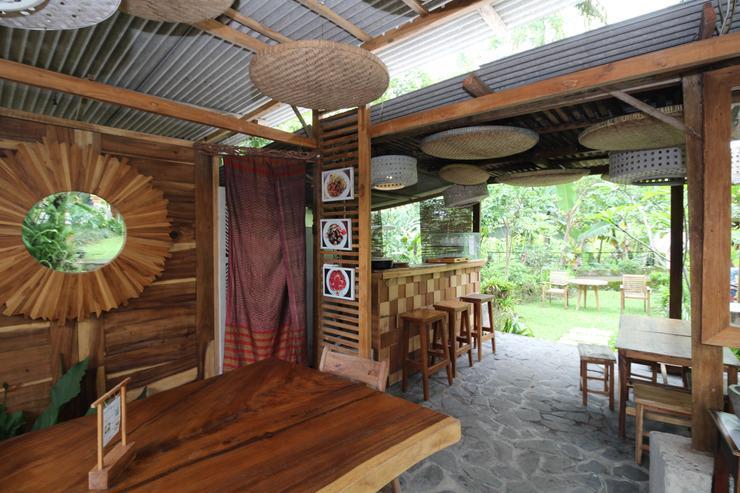 Airy Cangkringan KM 2 Yogyakarta - Cafe