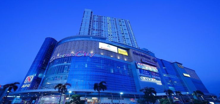 Amaris Hotel Seasons City Jakarta - Featured Image