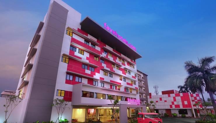 favehotel Bandara Tangerang - View