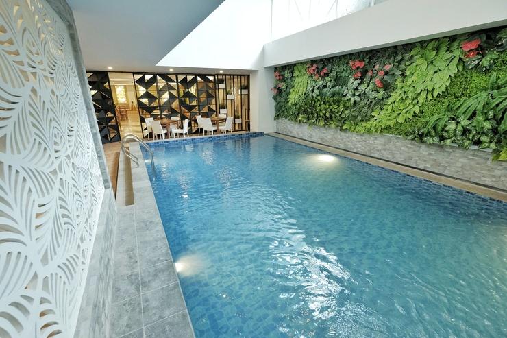 Sagan Heritage Hotel Yogyakarta Yogyakarta - Kolam Renang