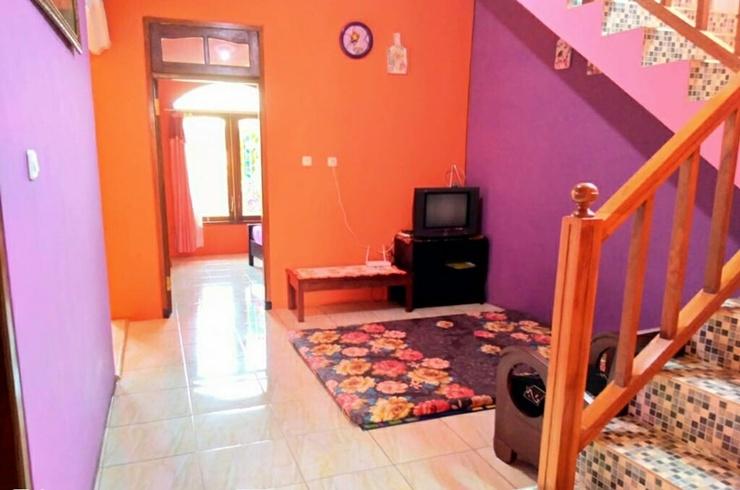 Green House Puncak Pinus Malang - Interior