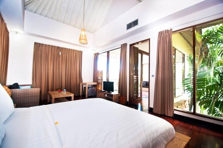 Dipan Resort Bali - bedroom 3br villa