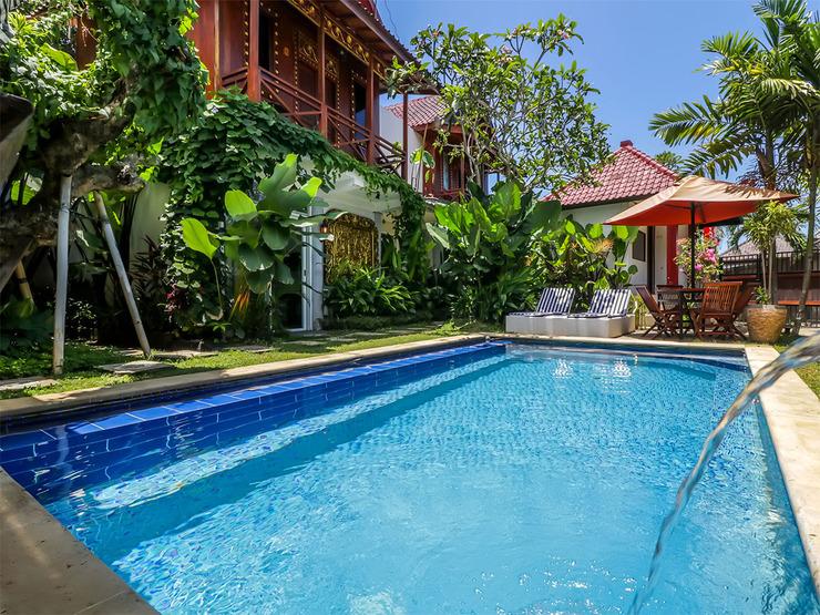 OYO 2534 Villa Krisna Balangan Bali - Swimming Pool