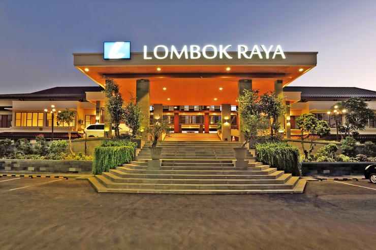 Lombok Raya Lombok - Lobby