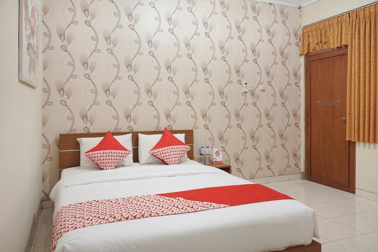 OYO 398 Hotel Family Syariah 2 Yogyakarta - BEDROOM