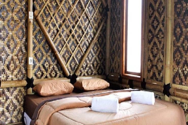 Bamboo Village Bandung - Kamar Tamu