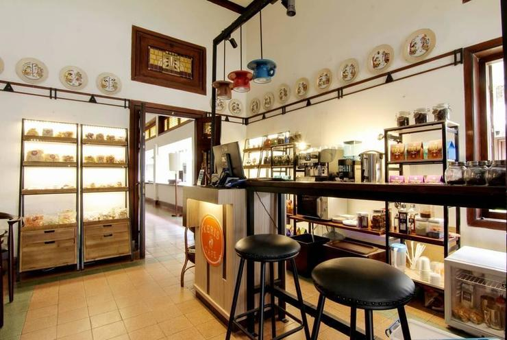 Roemahkoe Heritage Hotel Solo - Restaurant