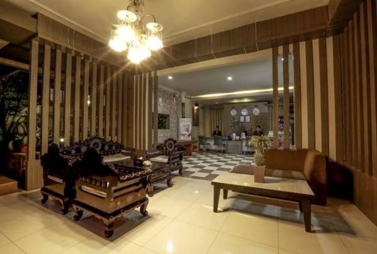 Bidari Hotel Lombok - Lobby