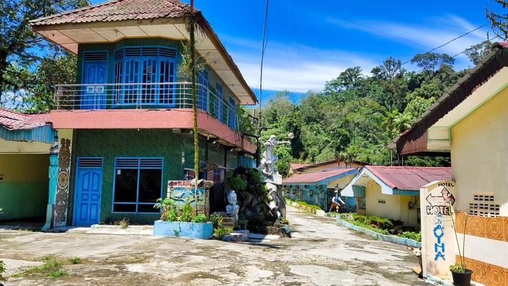 Hotel Sayna Deli Serdang - hotel