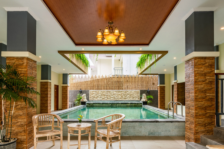 Mejore Hotel Bali - Mejore Hotel in Amed, Bali brings the relaxing art of sun-downing to exciting new heights.
