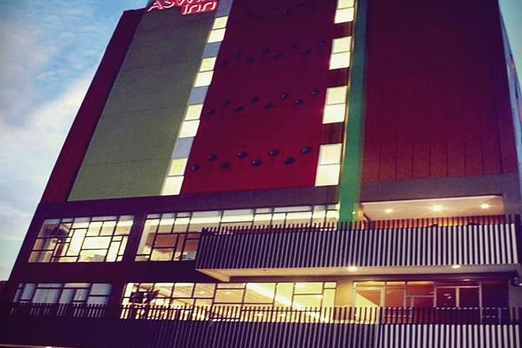Aswin Inn Panakkukang - Tampilan Luar Hotel